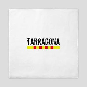 Catalunya: Tarragona Queen Duvet
