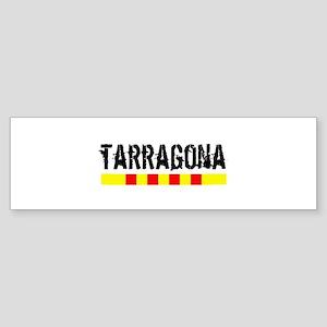 Catalunya: Tarragona Sticker (Bumper)