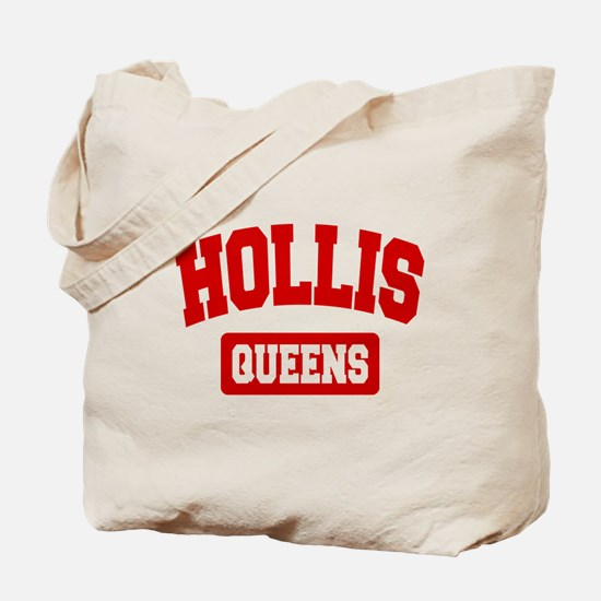 Hollis, Queens, NYC Tote Bag