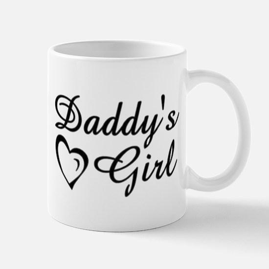 daddys girl inverted Mugs
