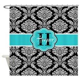 Name Shower Curtains