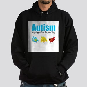 Autism being different Hoodie