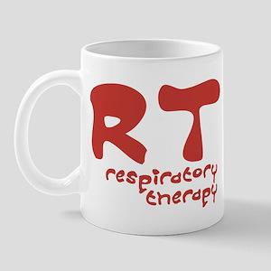 Respiratory Therapy - Athleti Mug