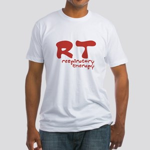 Respiratory Therapy - Athleti Fitted T-Shirt