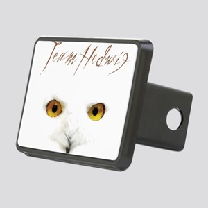 Team Hedwig Rectangular Hitch Cover
