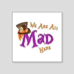 All Mad Sticker