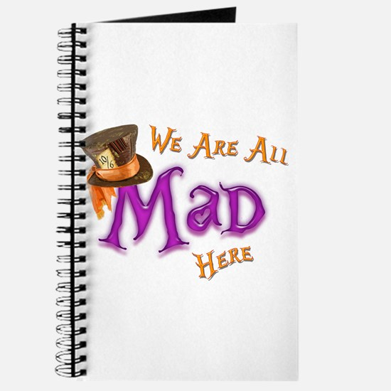 All Mad Journal