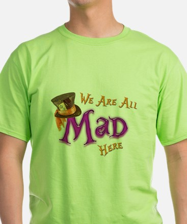 All Mad T-Shirt