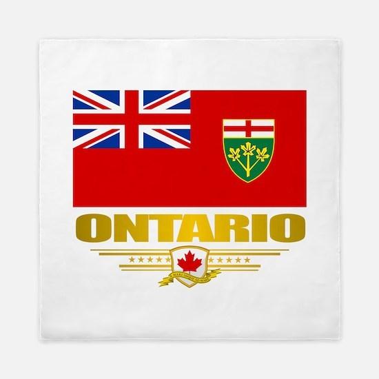 Ontario Pride Queen Duvet
