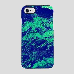 Glazed Marble Meltdown iPhone 7 Tough Case