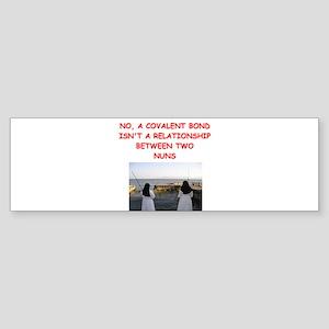 NUNS Bumper Sticker
