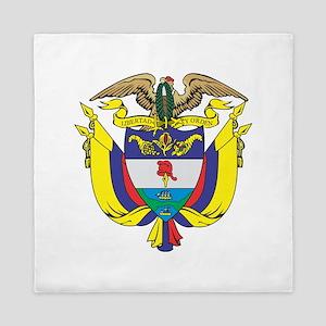 Colombia COA Queen Duvet