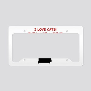 CATS1 License Plate Holder