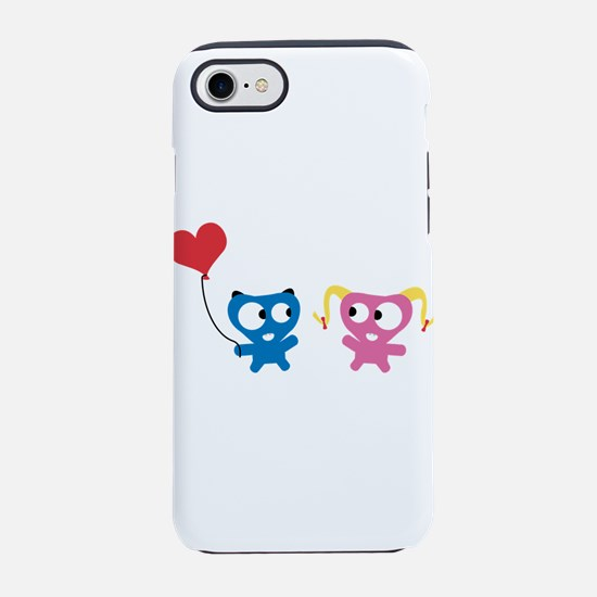 Monster in Love iPhone 7 Tough Case