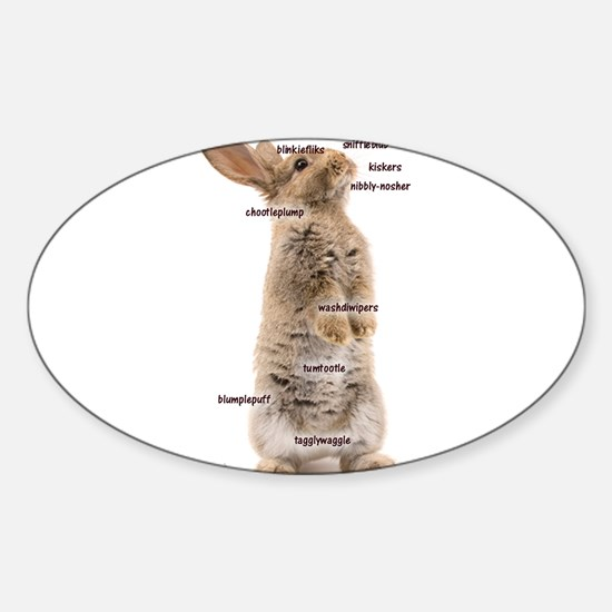 Bunny Bits Decal