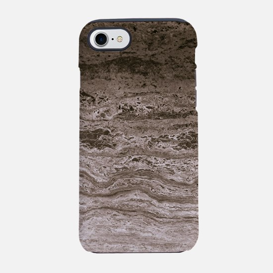 Jupiter's Storm In Moonlight iPhone 7 Tough Case