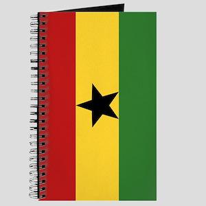 """""""Ghana Flag"""" Journal"""