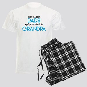 BEST DADS GET PROMOTED TO GRANDPA Pajamas