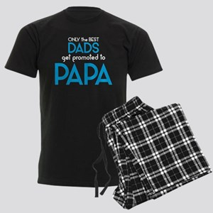 BEST DADS GET PROMOTED TO PAPA Pajamas