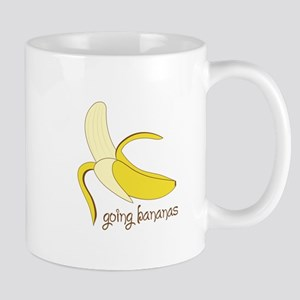 Going Bananas Mugs