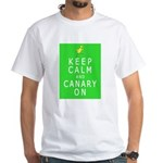 Keep Calm and Canary On (Norwich City FC inspired)