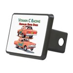 Vitamin C Racing Hitch Cover