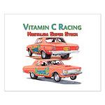 Vitamin C Racing Posters