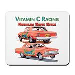 Vitamin C Racing Mousepad