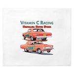 Vitamin C Racing King Duvet