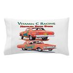 Vitamin C Racing Pillow Case