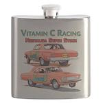 Vitamin C Racing Flask