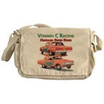 Vitamin C Racing Messenger Bag