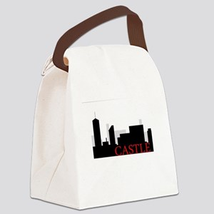 Castle NYC Canvas Lunch Bag