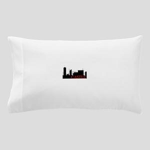 Castle NYC Pillow Case