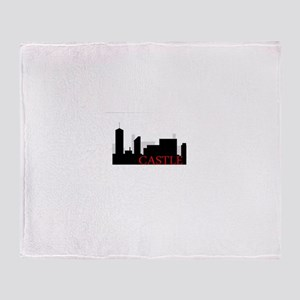 Castle NYC Throw Blanket