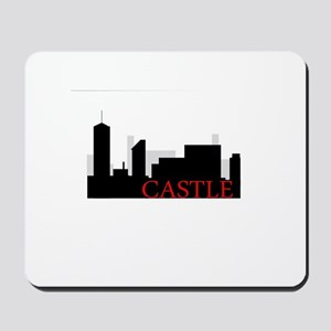 Castle NYC Mousepad
