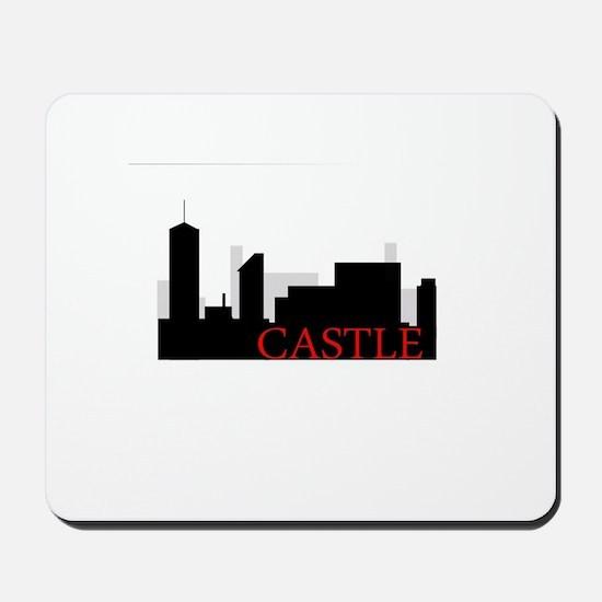 Castle NYC Mousepad
