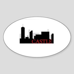 Castle NYC Sticker