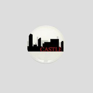Castle NYC Mini Button