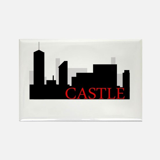 Castle NYC Magnets
