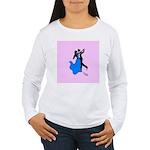 Women's Long Sleeve Dance T-Shirt