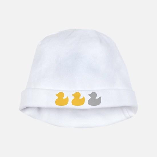 Transparent Duck Duck baby hat