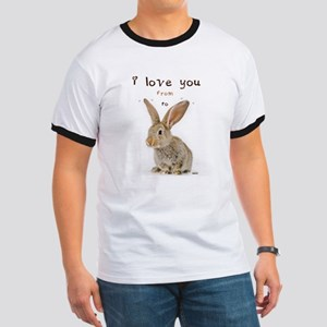 I Love You from Ear to Ear T-Shirt