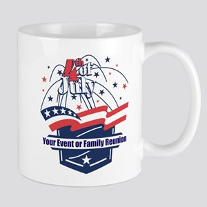 Custom 4th of July Mugs