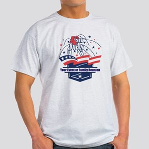 Custom 4th of July T-Shirt