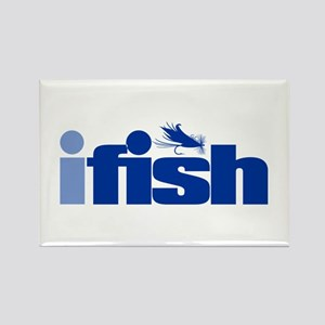 ifish (fly) Magnets
