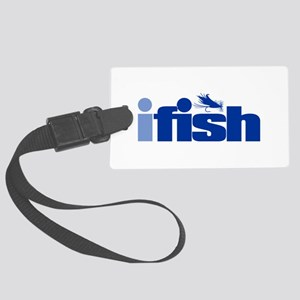ifish (fly) Luggage Tag