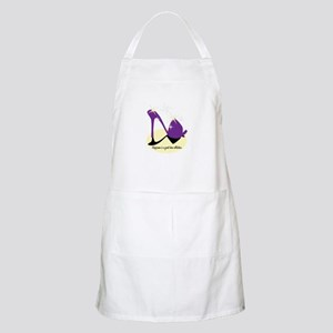Happiness Is A Great Shoe Collection Apron