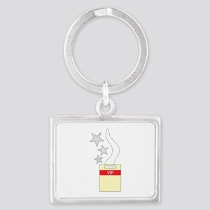 VIP Tag Keychains
