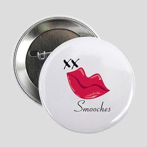 """Smooches 2.25"""" Button"""
